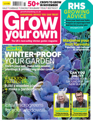 Grow Your Own November 2017