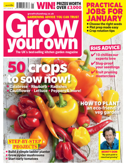 Grow Your Own November 30, 2017 00:00