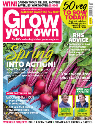 Grow Your Own April 2018