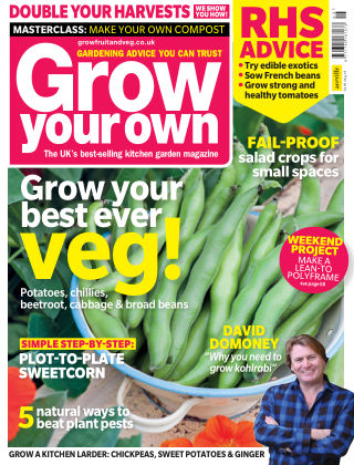 Grow Your Own May 2018