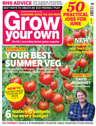 Grow Your Own Jun 2018