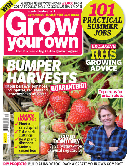 Grow Your Own July 05, 2018 00:00