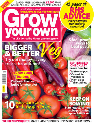 Grow Your Own Sep 2018