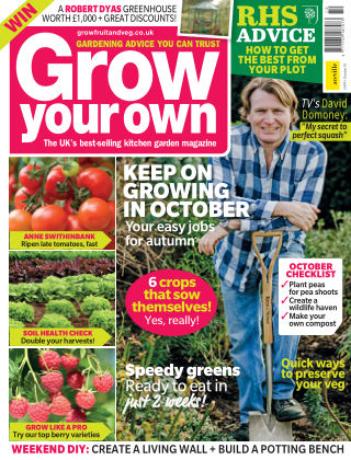 Grow Your Own October2018