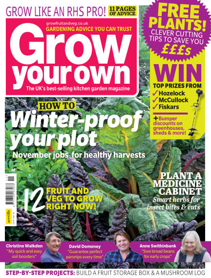 Grow Your Own October 04, 2018 00:00