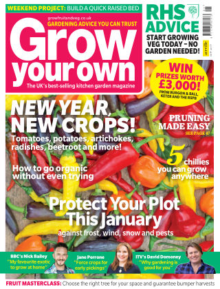 Grow Your Own January 2019