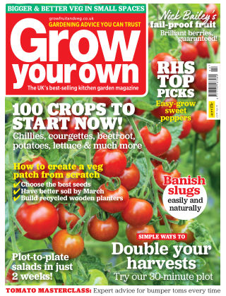 Grow Your Own February2019