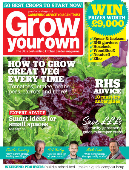 Grow Your Own January 31, 2019 00:00