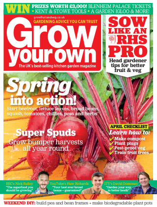 Grow Your Own Apr 2019