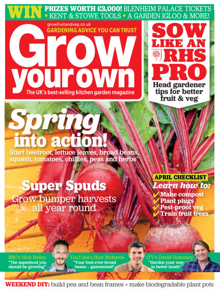 Grow Your Own February 28, 2019 00:00