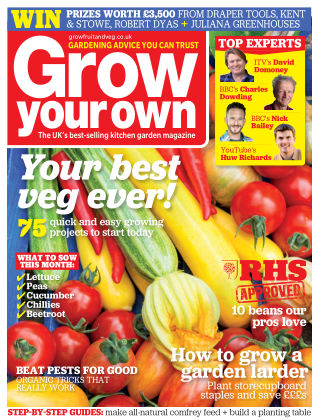 Grow Your Own May 2019