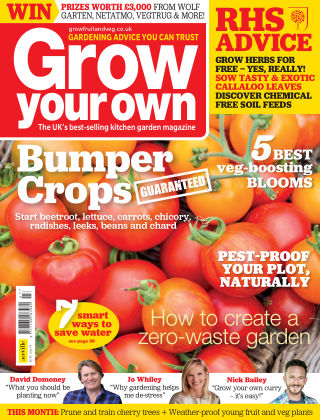 Grow Your Own July2019