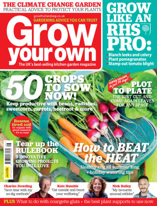Grow Your Own August 2019