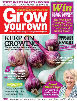 Grow Your Own September 2019