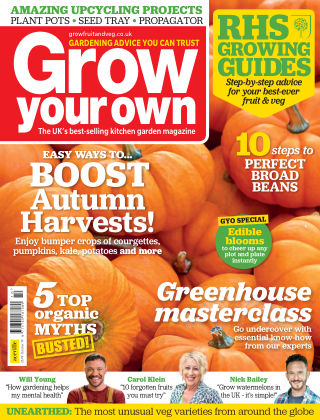Grow Your Own October2019
