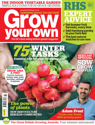 Grow Your Own NOVEMBER2019