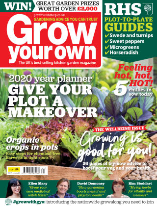 Grow Your Own January 2020