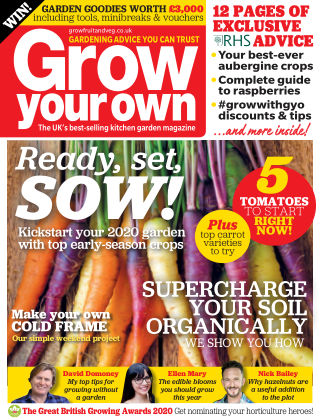 Grow Your Own February 2020