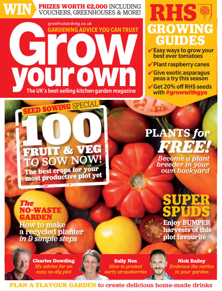 Grow Your Own January 30, 2020 00:00