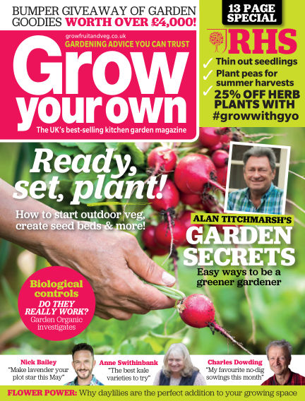 Grow Your Own March 26, 2020 00:00