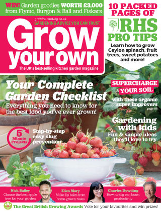 Grow Your Own MAY20