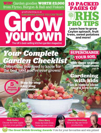 Grow Your Own April 30, 2020 00:00