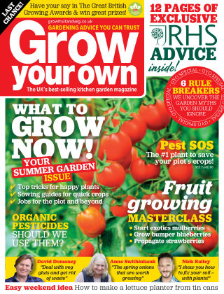 Grow Your Own August 2020