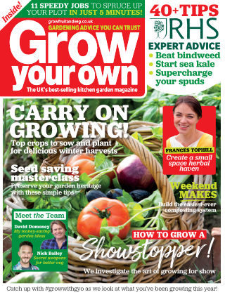 Grow Your Own SEP20