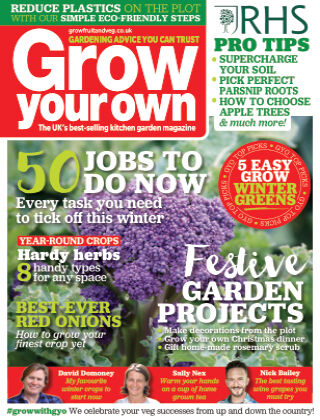 Grow Your Own December2020