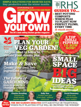 Grow Your Own JANUARY2021