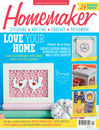 Homemaker No.40 2016