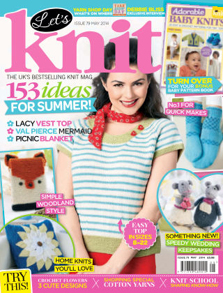 Let's Knit May 2014