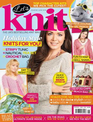 Let's Knit June 2014