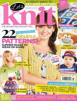 Let's Knit July 2014