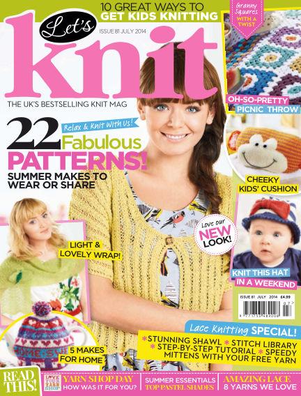 Let's Knit June 06, 2014 00:00