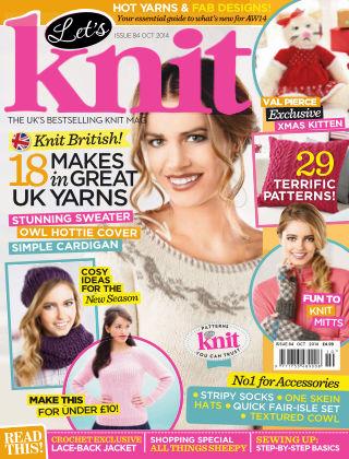 Let's Knit October 2014