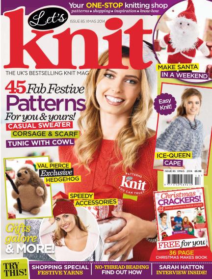 Let's Knit September 26, 2014 00:00