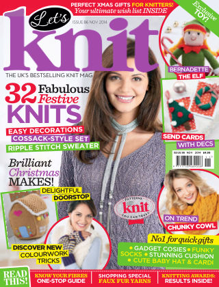 Let's Knit November 2014