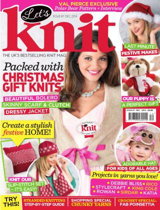 Let's Knit December 2014