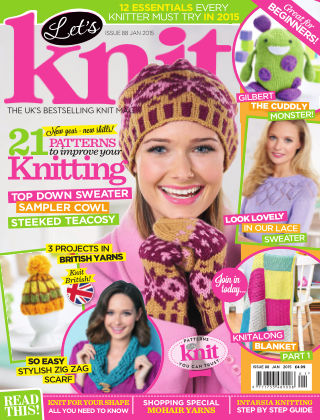 Let's Knit January 2015