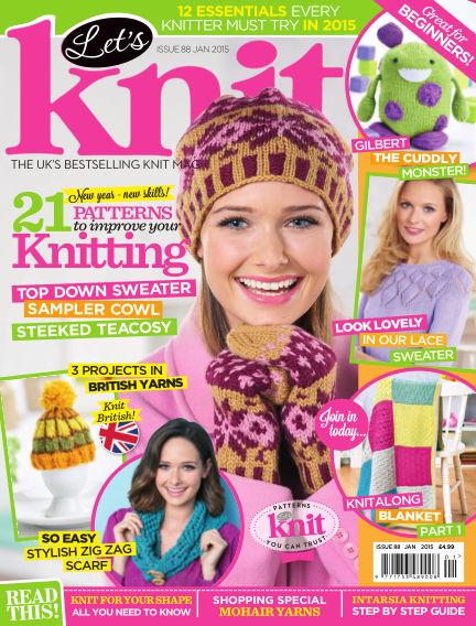 Let's Knit December 24, 2014 00:00