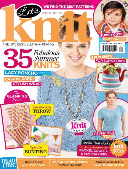 Let's Knit April 17, 2015 00:00