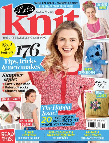 Let's Knit July 10, 2015 00:00