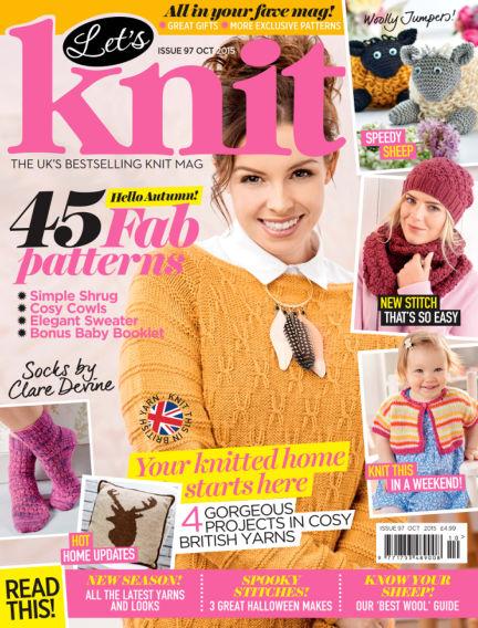 Let's Knit September 04, 2015 00:00