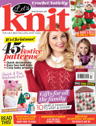 Let's Knit Christmas 2015
