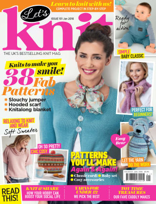 Let's Knit January 2016