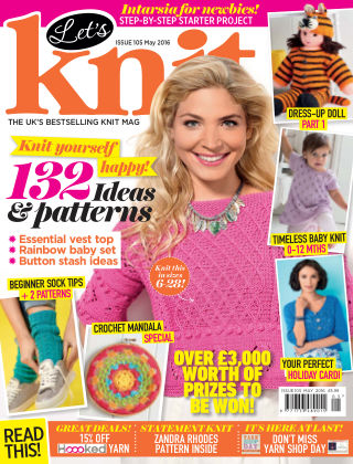 Let's Knit May 2016