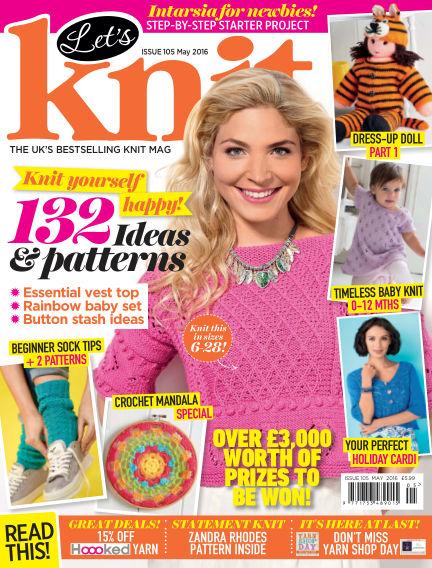Let's Knit April 15, 2016 00:00