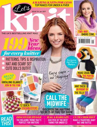Let's Knit January 2017