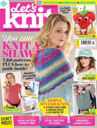 Let's Knit May 2017